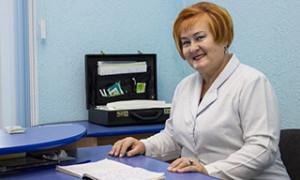 Доктор Шушкевич в Могилеве
