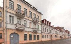 Гостиная Владислава Голубка