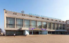 Минский Дворец культуры и спорта железнодорожников
