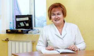 Доктор Шушкевич в Гомеле