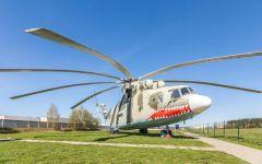 Музей авиационной техники-Боровая