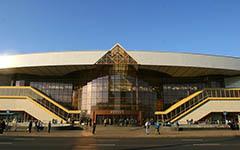 Вокзал станции Минск-Пассажирский