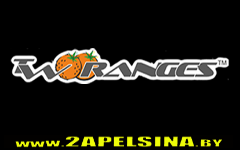 Two oranges / Два апельсина