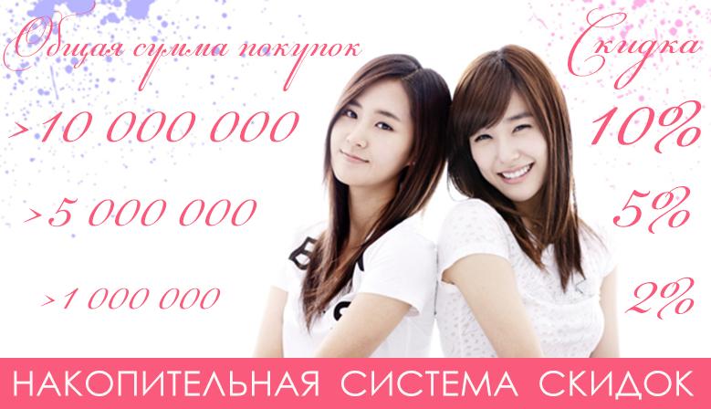 Интернет магазин косметики из Кореи testerkorea.by