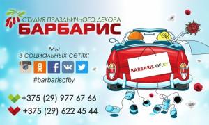Студия декора «Барбарис»