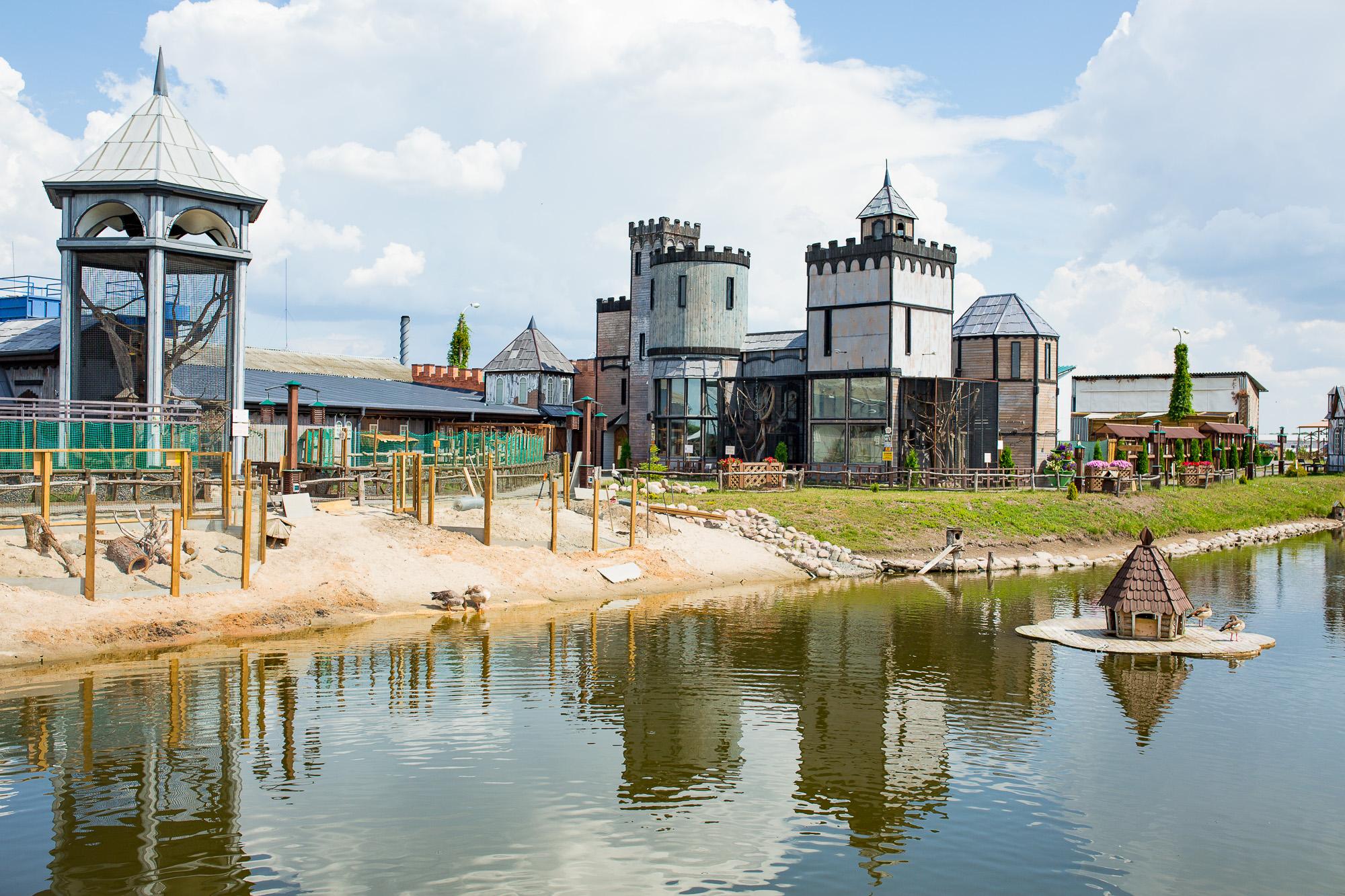 Новые места Беларуси: зоопарк Диприз и усадьба Литовка